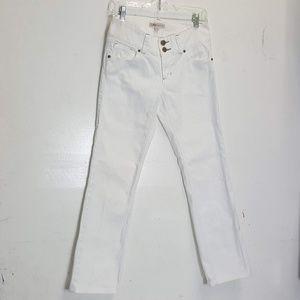 CAbi Jeans - Cabi White Straight Leg Jeans #879